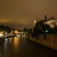 Notre Dame dalla Senna