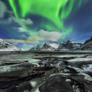Landscape Norvegia
