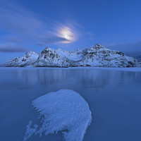 The Norway Blue Hour