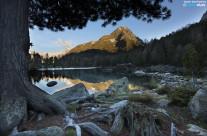 Cornice naturale lago Saoseo