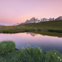 Mont Blanc Sunrise