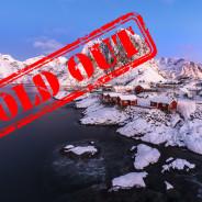 [SOLD OUT]  Viaggio fotografico alle Isole Lofoten 07 MAR – 14 MAR 2017
