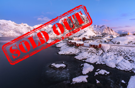 [SOLD OUT]  Viaggio fotografico alle Isole Lofoten 07 MAR – 14 MAR 2017