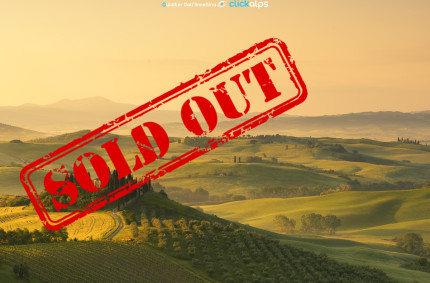 [SOLD OUT] Workshop Val D'Orcia  Toscana  01 APR – 02 APR  2017
