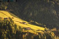 Scorcio Val di Funes dal passo delle Erbe