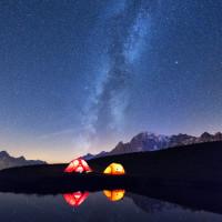 Mont Blanc Stars