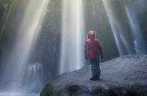 Grotta Seljalandfoss